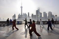 Free Tai Chi Stock Images - 71175724
