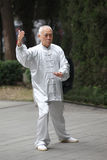 Tai Chi 太极 Royalty Free Stock Images