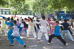 Tai Chi Royalty Free Stock Photos