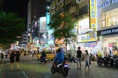 Tai Chung Street Photographie stock libre de droits