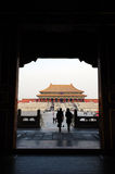 Tai he dian,The Forbidden City (Gu Gong) Stock Images