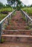 Tai Hing zwiania okręgu korzenia Rzeczny miasto Mangui stopa halny miasteczko Greenfield drogi kondensat zdjęcie stock