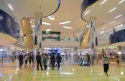 Tai Koo Cityplaza shopping mall Hong Kong. People visit Tai Koo Cityplaza in Hong Kong. Tai Koo Cityplaza is a 6 level mall houses more than 170 shops Royalty Free Stock Photos