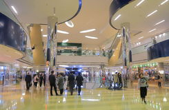 Tai Koo Cityplaza-winkelcomplex Hong Kong royalty-vrije stock foto's