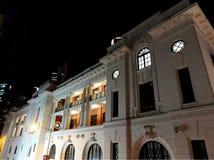Tai Kwun, centre pour l'héritage et les arts image libre de droits