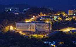 Tai Lam Correctional Institution Royalty Free Stock Images