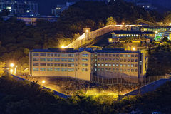 Tai Lam Correctional Institution Royalty Free Stock Image