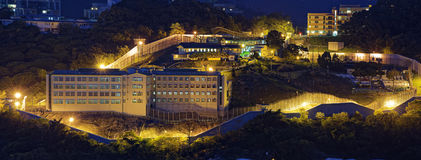 Tai Lam Correctional Institution Stock Photo