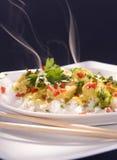 Tai-Lebensmittel Lizenzfreie Stockfotografie