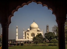 Tai Mahal Stock Photography