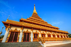 Tai. Measure King snske Pagoda Nine Tai hThe royalty free stock photography