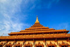 Tai. Measure King snske Pagoda Nine Tai hThe Royalty Free Stock Photo