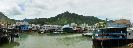 Tai O Royalty Free Stock Image