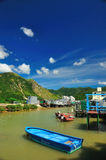 Tai O Royalty Free Stock Photography