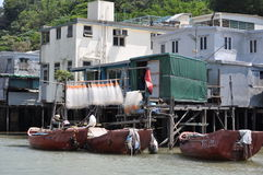Tai O Stock Photo