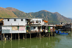Tai O Stock Photography
