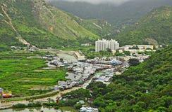 Tai O Fishing Village Stock Images