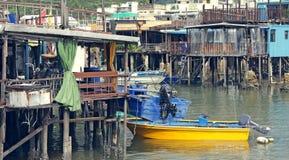 Tai O Fishing Village Royalty Free Stock Image
