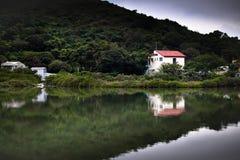 Tai O Hong-Kong Imagen de archivo