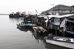 Tai O - Hongkong Stock Foto's