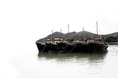 Tai O - Hongkong Stock Afbeeldingen