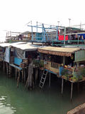 Tai O House Royalty Free Stock Photography
