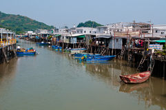 Tai o scenery Stock Images