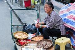 Tai O Village - Hong Kong Stock Photography