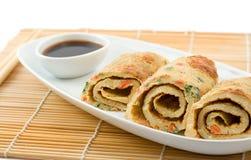 Tai-Omelett Lizenzfreies Stockbild