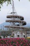 Tai Po Lookout Tower Fotografie Stock Libere da Diritti