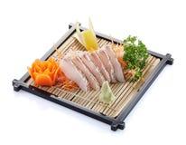 Tai sashimi Stock Images
