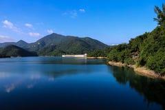 Tai Tam Reservoir, Hong Kong Royalty Free Stock Image