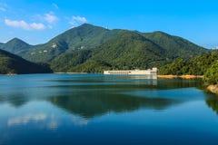 Tai Tam Reservoir, Hong Kong Stock Photos