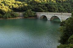 Tai Tam Reservoir, Hong Kong Royalty Free Stock Photography