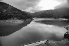 Tai Tam Reservoir, Hong Kong Royalty Free Stock Photo