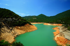 Tai Tam Reservoirs Stock Images
