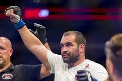 Tai Tuivasa fighting vs Blagoy Ivanov stock photos