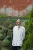 Tai van Wudang de meester van de Chi royalty-vrije stock foto