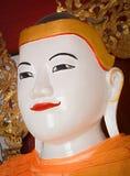 Tai Yai Buddha Image gränsmärke av buddism i nordligt av Thailan Arkivfoton