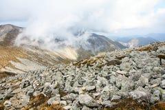 taibai пейзажа горы Стоковые Изображения RF