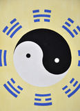 Taichi Symbol Royalty Free Stock Photo