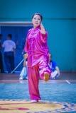 Taichi Wushu 库存图片