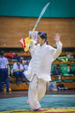 Taichi Wushu Royalty Free Stock Images