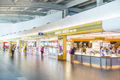 Taichung Airport interior Stock Photography