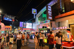Taichung District, Taichung, Taiwan Stock Image