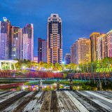 Taichung, Taiwan Royalty Free Stock Images