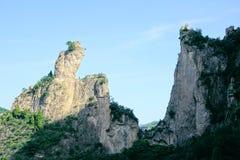 Free Taihang Mountain Grand Canyon Stock Photography - 98178712