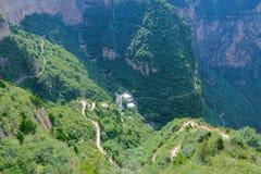 Free Taihang Mountain Grand Canyon Royalty Free Stock Photos - 98178808