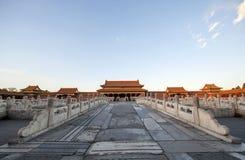Taihe palace Stock Image