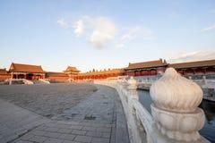 Taihe palace Stock Photos